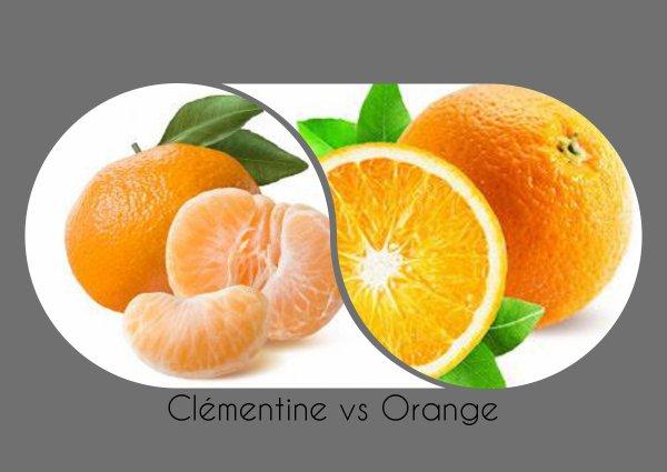 VS 159 : Clémentine / orange
