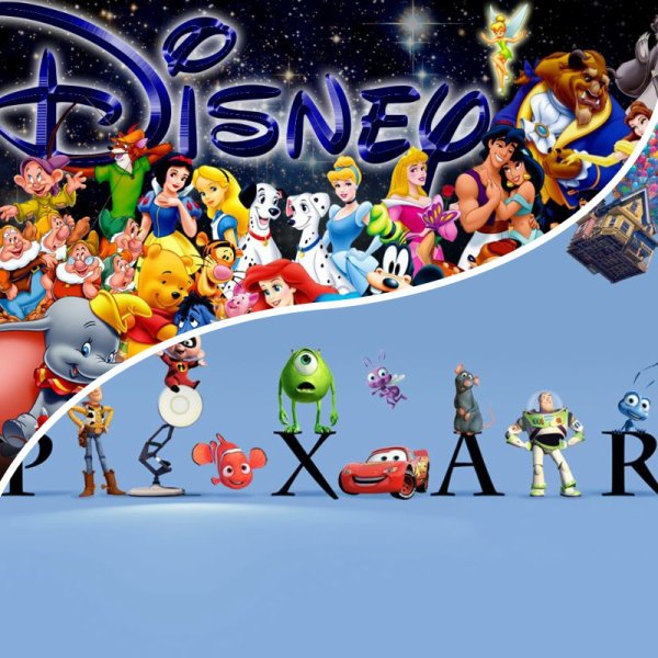 VS 162 : Disney / Pixar