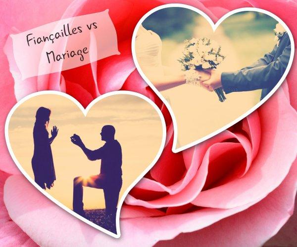 VS 174 : Fiançailles / mariage