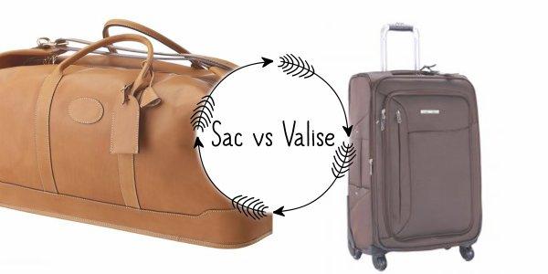 VS 180 : Sac / valise