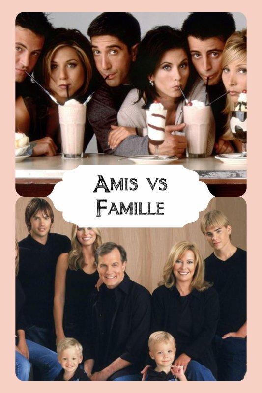 VS 182 : Amis / famille