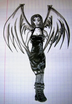 Goth's style