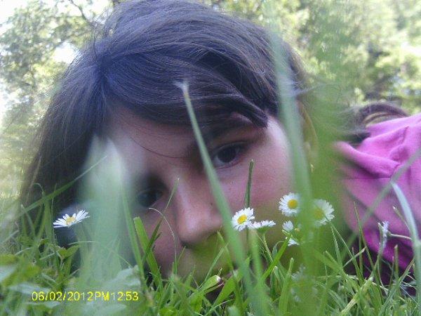 Sarah, Ma petite soeur :)