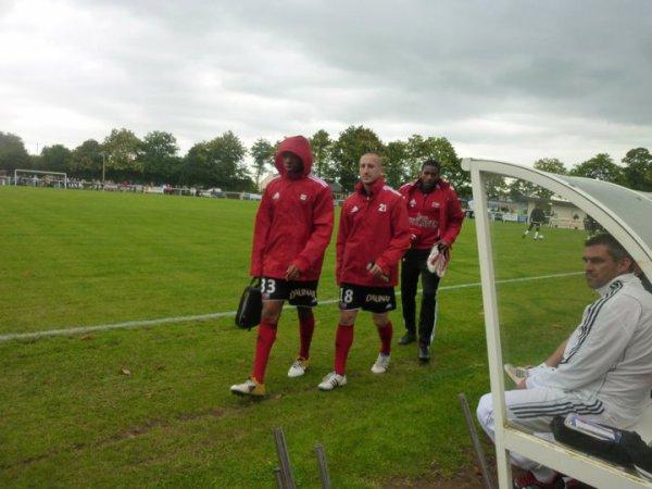 """En Avant de Guingamp 4 - 0 Amiens SC """" Match Amical"""