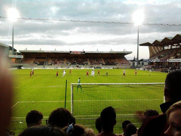 En Avant de Guingamp 0 - 0 ESTAC Troyes