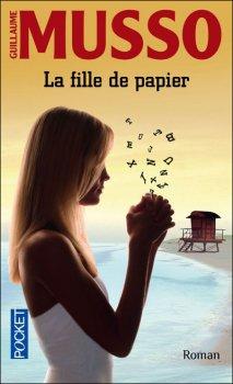 La fille de papier.
