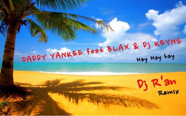 DADDY YANKEE feat BLAX & Dj KEYNS - Hay Hay Hay (Dj R'AN Remix)