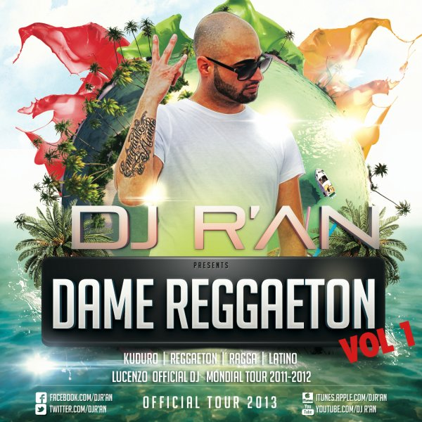 DAME REGGAETON VOL 1 PODCAST OFFICIEL