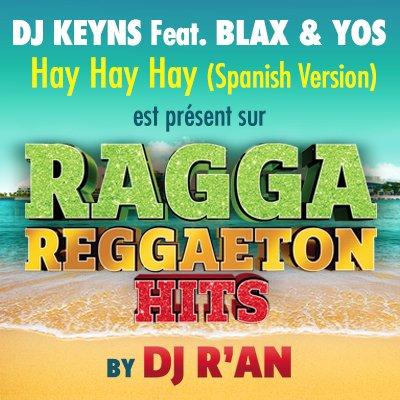 DJ R'AN PRESENTE HAY HAY HAY EXTRAIT DE RAGGA REGGAETON HITS (30 Sept)