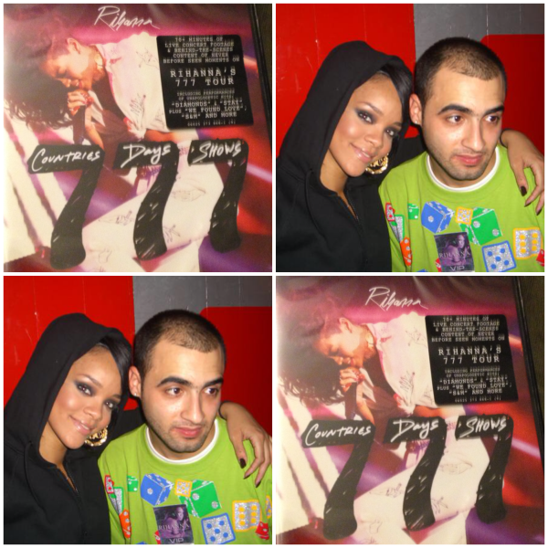 RIHANNA & DJ R'AN