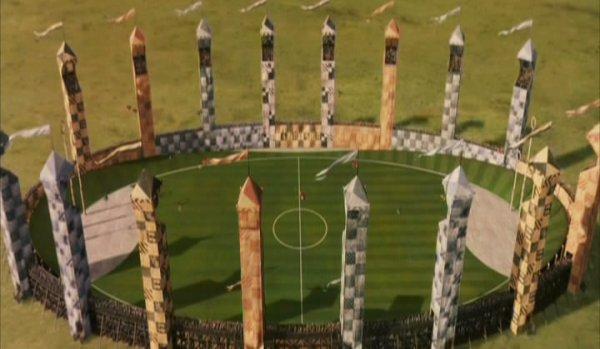 Chapitre 7 : Le Quidditch
