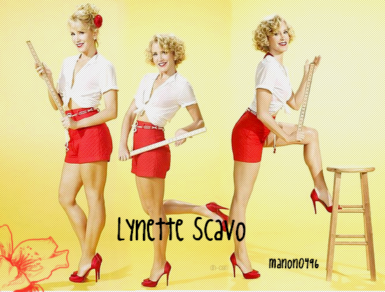 ☆Article number 008' sur Lynette Scavo