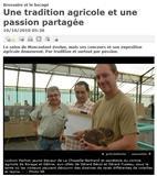 article de presse : Nouvelle République du 10 octobre 2010