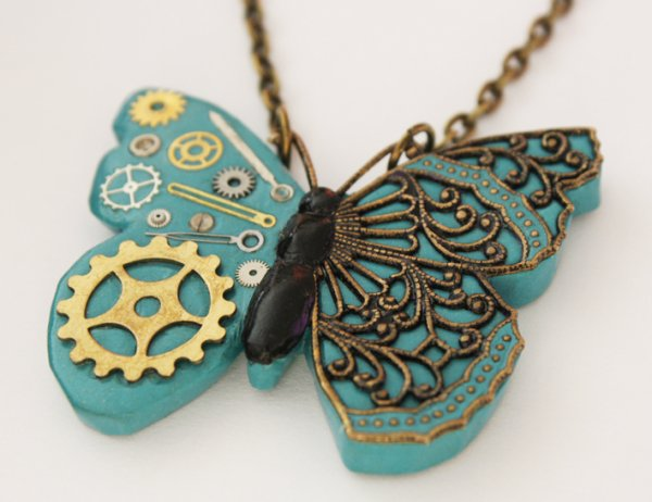 *~* Papillon Steampunk *~*
