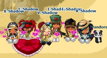 La famille Shadow