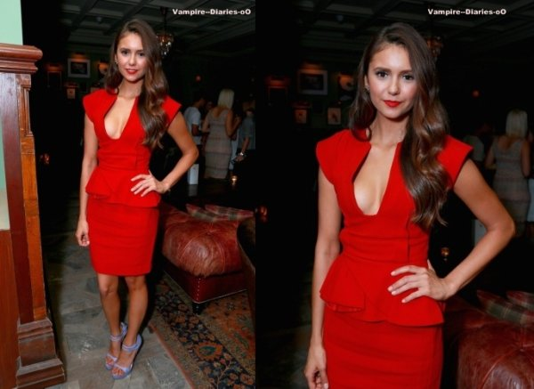 8 Aout 2012, Nina Dobrev