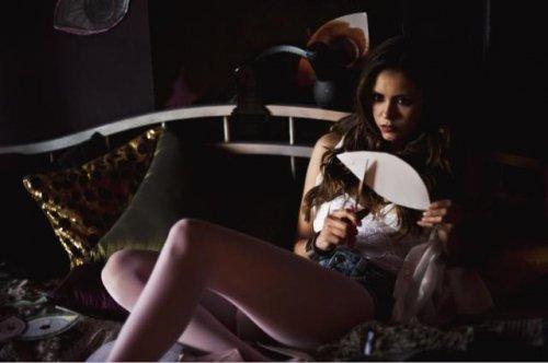 Photoshoot de Nina
