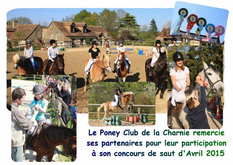 19 Avril 2015 - Concours au PC de la Charnie