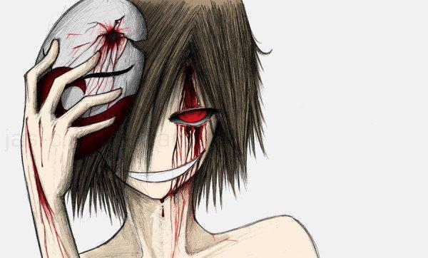 Mask With Thorn -Au-delà des apparences-