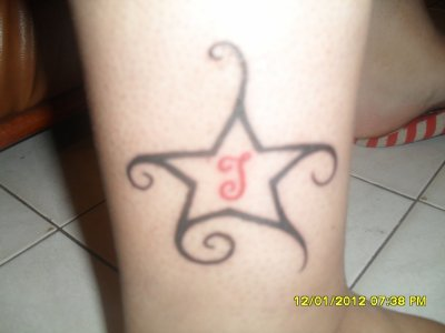 Mon 2ème tatouage