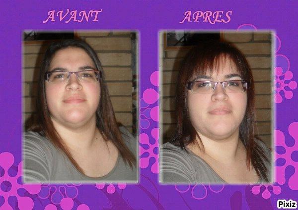 Moi avant/après