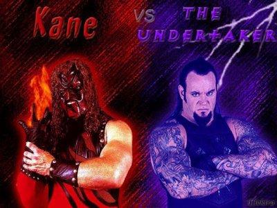 kane vs undertaker pour la nuit des champion et surtou le titre