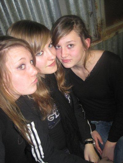 Les 3 soeurs ;DD <3.