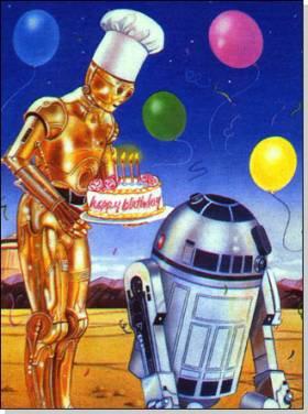 Joyeux anniversaire star wars blog de starwars 59 - Bon anniversaire star wars ...