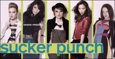 Nouvelles images de Nilon Magazine, et de Sucker Punch !