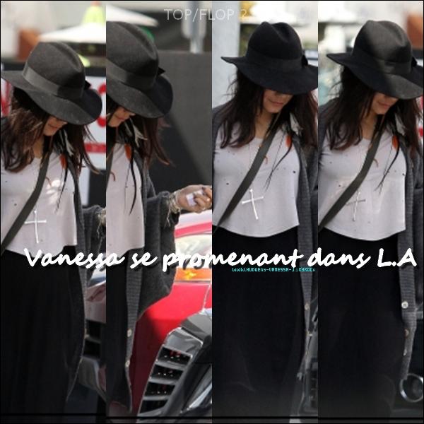 22/03/2011. Vanessa c'est promener dans Los Angeles .. Top Flop ?