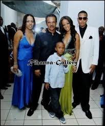 Famille De Rihanna.