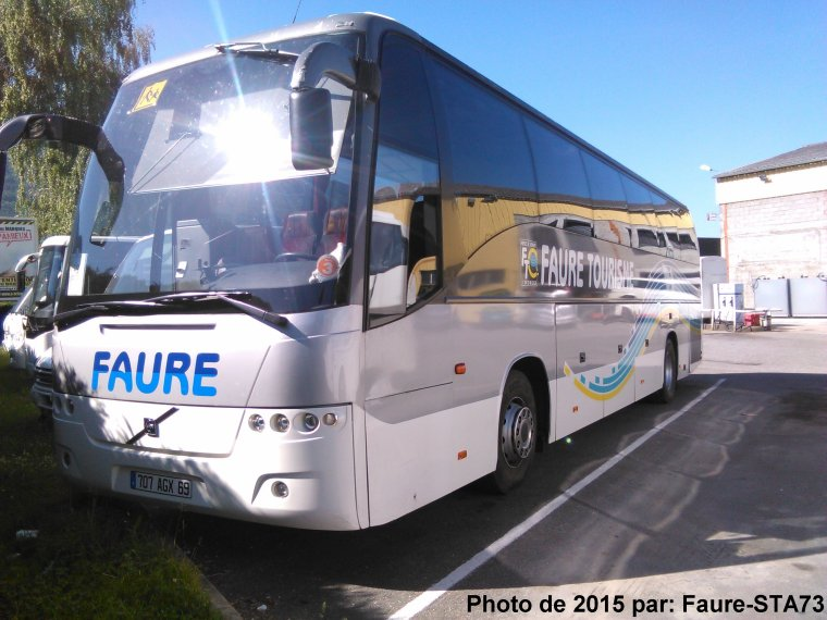 707 AGX 69 : Volvo 9700