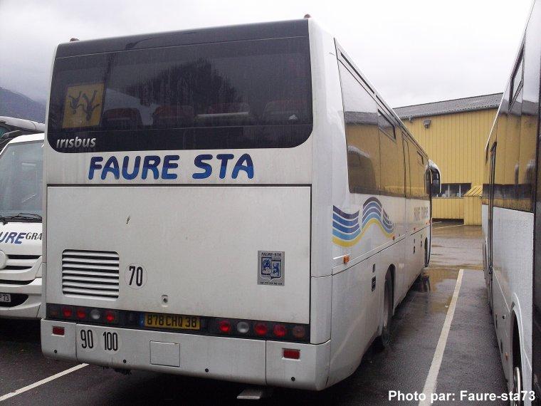 878 CHQ 38 : Irisbus Iliade TE