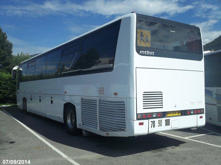 911 CFX 38 : Irisbus Iliade TE