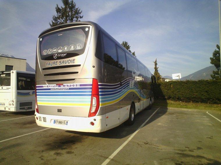 CY 980 TL : DAF Irizar i6