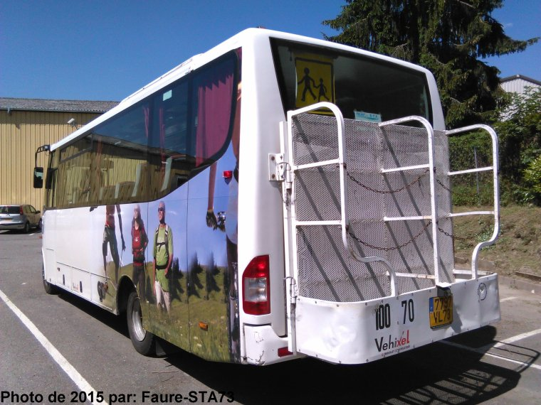 7797 VL 73 : Mercedes Mediano