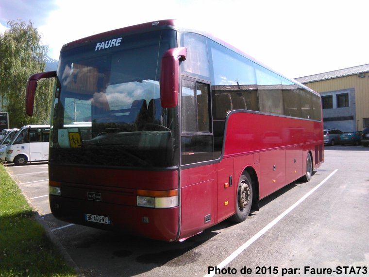 BG 446 WE : VanHool T915 Alicron