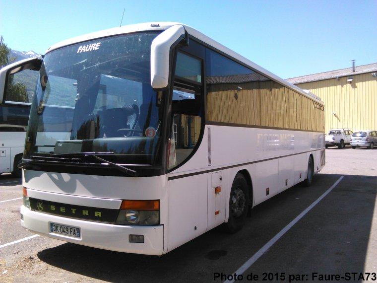DK 049 FA : Setra 315 GT