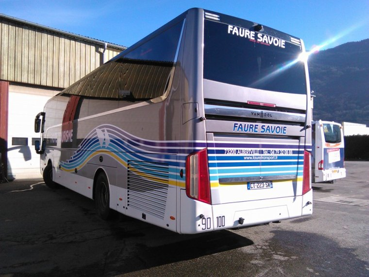 CT 223 SW : VanHool Tx15 Acron