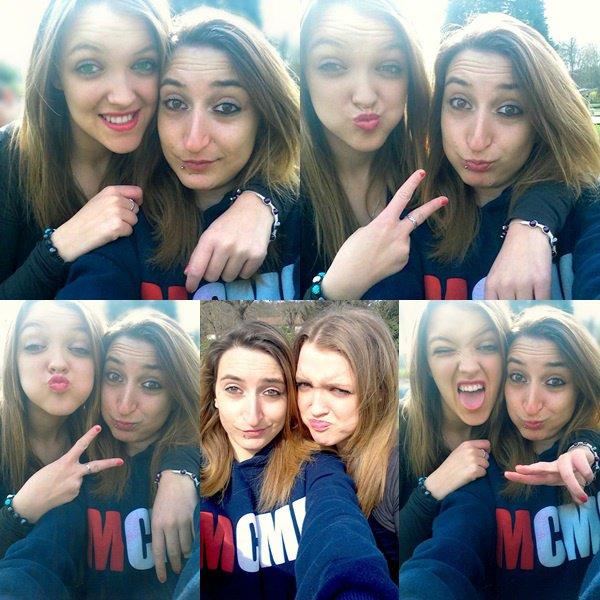 Ma meilleure amie,♥♥