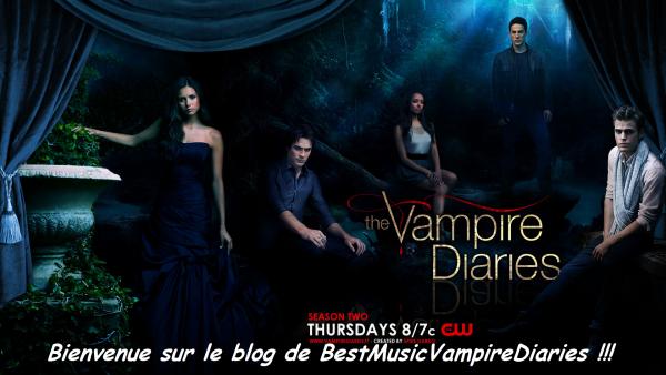 Blog De BestMusicVampireDiaries