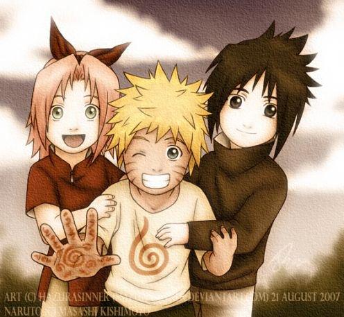 Chapitre 6 fic Naruto