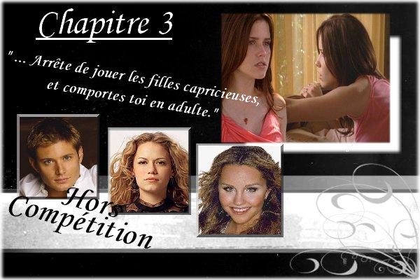 Hors Compétition « Chapitre 3 »