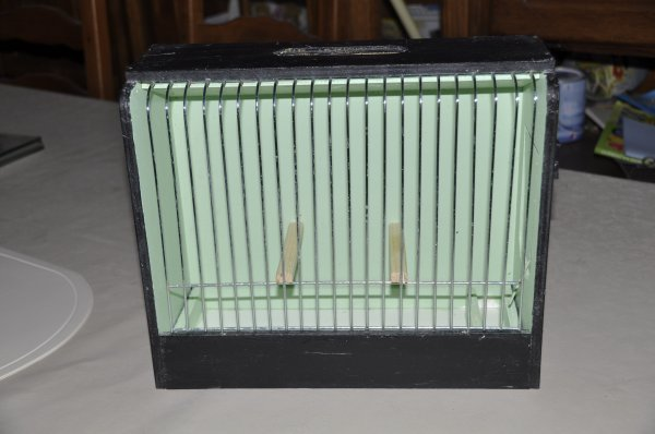 Vends cage expo gloster