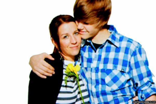 Bieber's family