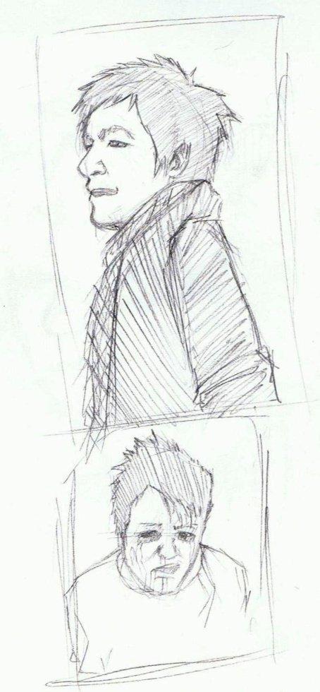 « Le dessin exprime des sentiments bien plus forts que des mots.  »