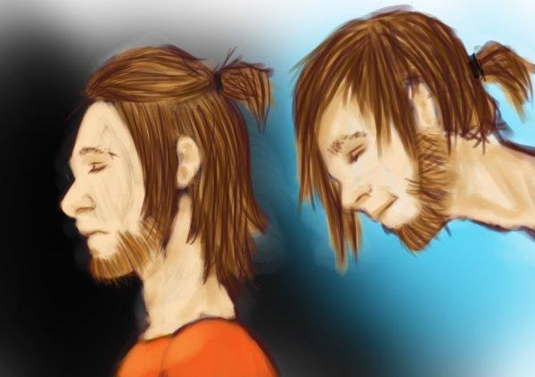 « Des jumeaux vrais ne sont qu'un seul être dont la monstruosité est d'occuper deux places différentes dans l'espace. »