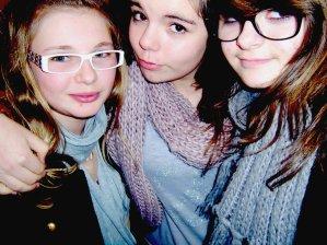 Les meilleures amies qu'on puisse trouver, je les aie. ♥