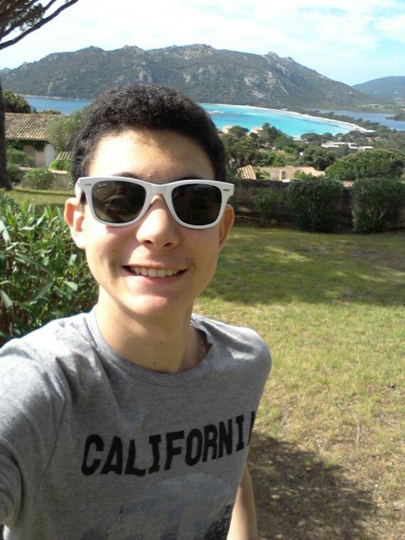 De retour de Corse :p