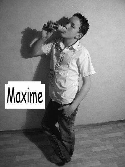 xX- Maxime -Xx